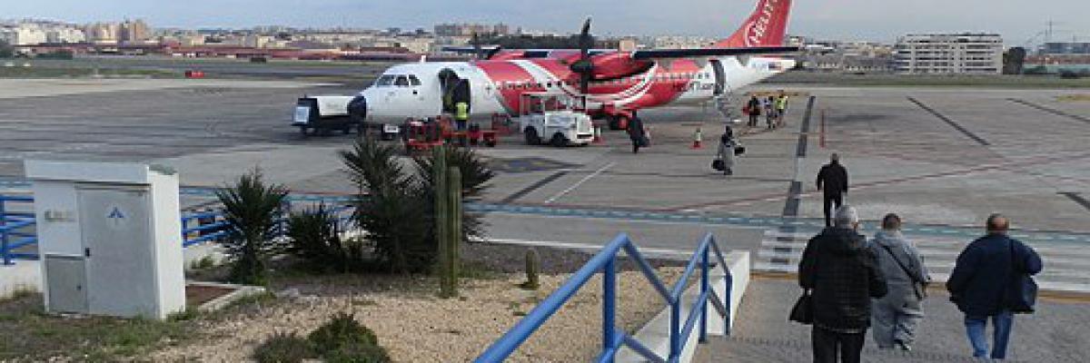 Aeroporto di Melilla (MLN)