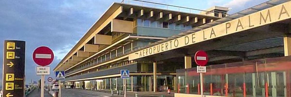 Aeropuerto de la Palma (SPC)