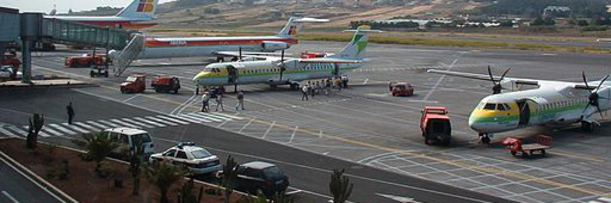 Luchthaven Tenerife Noord (TFN)