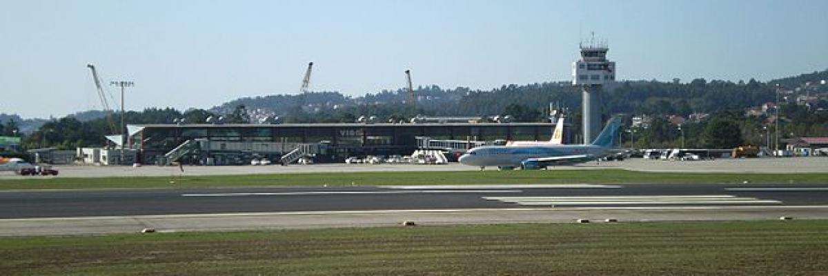 Aéroport de Vigo (VGO)