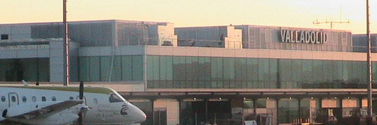 Аэропорт Вальядолид (VLL)