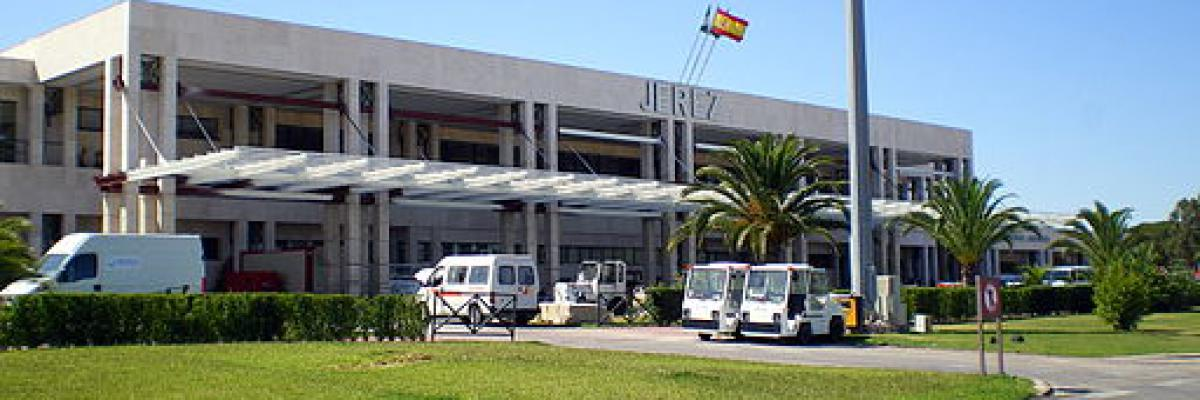 Jerez International Airport La Parra (XRY)