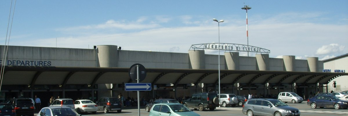 Flughafen Florenz - Peretola - Amerigo Vespucci (FLR)