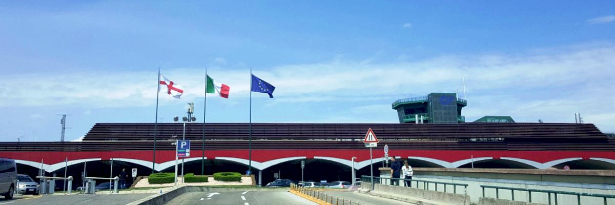 Aéroport Guglielmo Marconi de Bologne (BLQ)