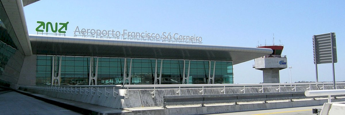 Aeroporto do Porto Francisco Sá Carneiro (OPO)