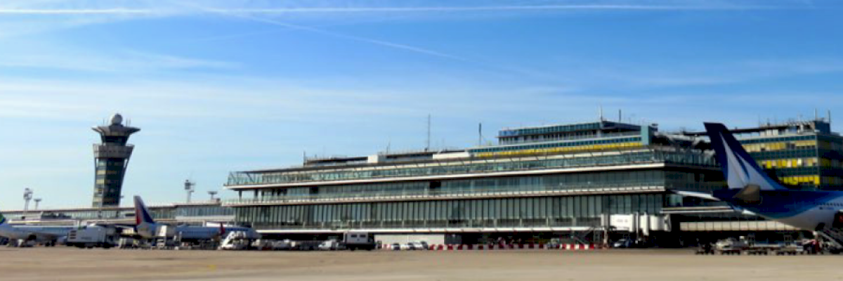 Aéroport de Paris-Orly (ORY)