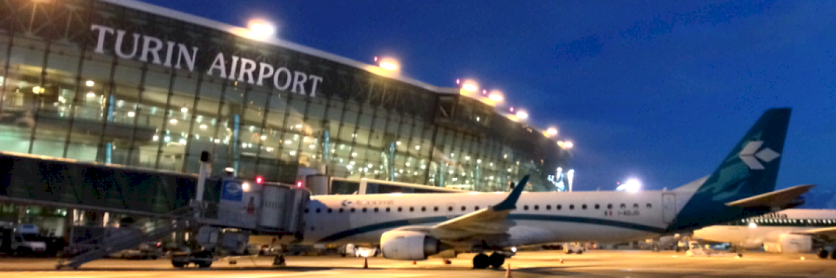 Aeroporto Internacional de Turim-Caselle - Sandro Pertini (TRN)