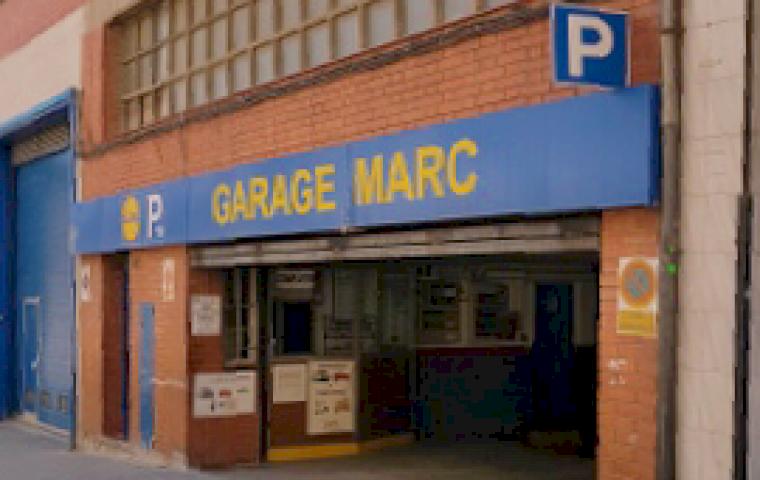 Parking Centro Santa Coloma - Garatge Marc