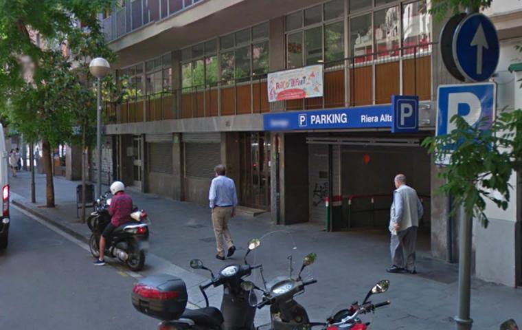 Parking Riera Alta