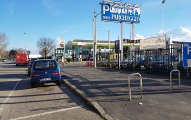 Reserveer een parkeerplek in parkeergarage Rogoredo Park