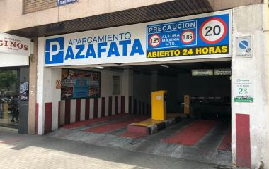 Parking Edificio Azafata - Bravo Murillo