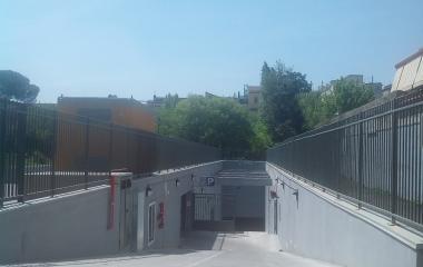 Reservar una plaza en el parking Park San Carlo