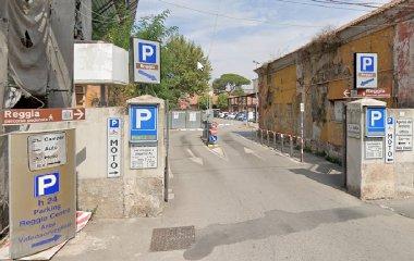 Reserveer een parkeerplek in parkeergarage Tetris