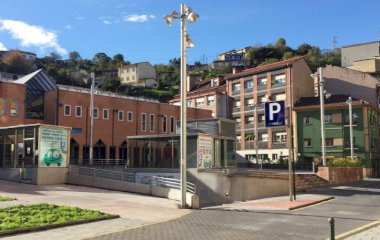 Book a parking spot in Plaza Zuco car park