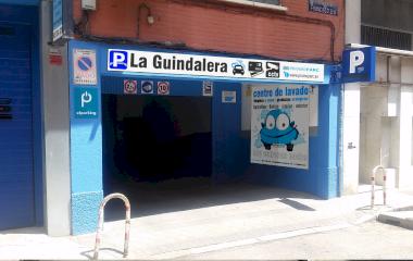 Забронируйте паркоместо на стоянке La Guindalera