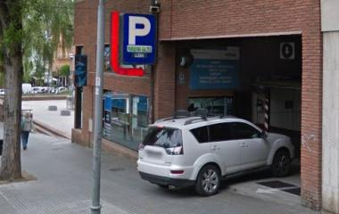 Reservar una plaza en el parking Doctor Galtés