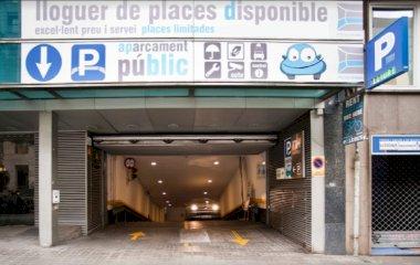 Reservar una plaça al parking NH Sants