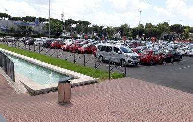 Prenota un posto nel parcheggio Alta Quota-Ciampino