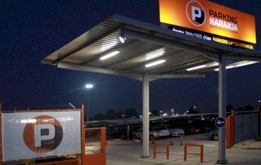 Prenota un posto nel parcheggio Naranja-Aeropuerto Barajas
