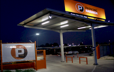 Book a parking spot in Naranja-Aeropuerto Barajas car park