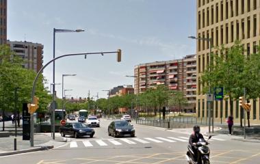 Prenota un posto nel parcheggio Ciutat de la Justícia (A)