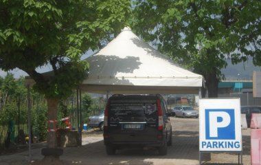 Book a parking spot in Fly Parking Firenze-Peretola -Coperto car park