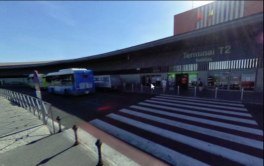 Book a parking spot in Barajas-T2 Exterior - Viparking car park