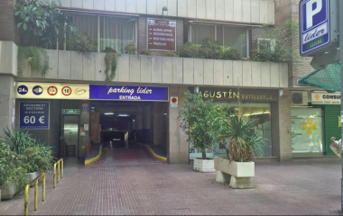 Reservar una plaza en el parking Lider - Hospital Clínic