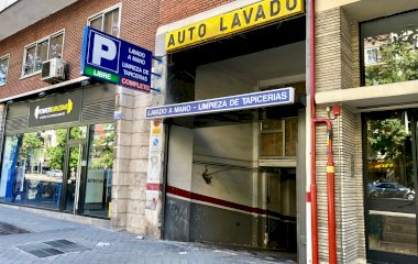 Reservar una plaza en el parking Doctor Esquerdo, 31