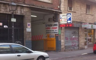 Reservar una plaza en el parking Atocha - JJ Domine