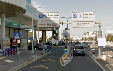 Book a parking spot in ItalyParking Aeroporto Fiumicino Car Valet car park