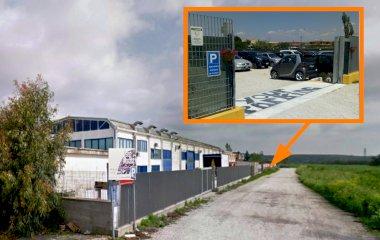 Book a parking spot in Your Parking car park