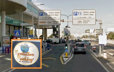 Book a parking spot in Parking and Go - EvolutionParking car park