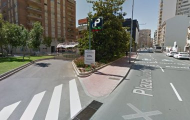 Reservar una plaza en el parking APK2 Borrull