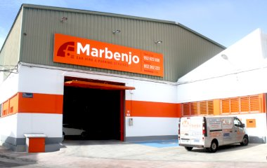 Book a parking spot in Marbenjo aeropuerto cubierto shuttle car park