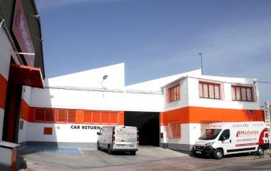 Prenota un posto nel parcheggio Marbenjo aeropuerto descubierto - shuttle
