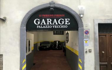 Reservar una plaça al parking Garage Palazzo Vecchio
