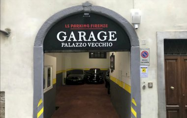 Reserveer een parkeerplek in parkeergarage Garage Palazzo Vecchio
