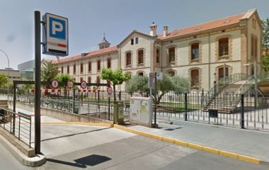 Reservar una plaza en el parking APK2 Hospital Provincial II