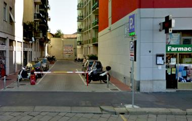 Reservar una plaza en el parking Johnsons
