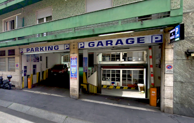 Book a parking spot in Alfaparking car park