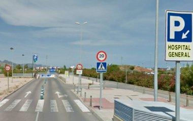 Reservar una plaça al parking APk2 Hospital General Castelló