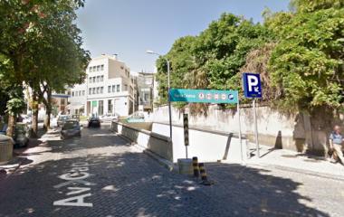 Prenota un posto nel parcheggio SABA Parque Santa Cristina