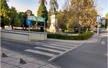 Забронируйте паркоместо на стоянке SABA Parque Santa Cristina