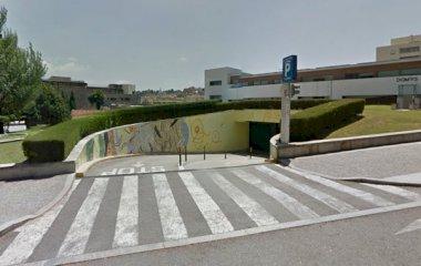 Reservar una plaza en el parking SABA Parque João de Deus