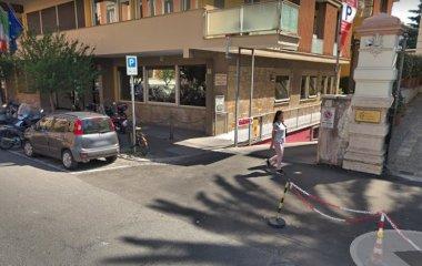 Book a parking spot in Pinciano Parking car park