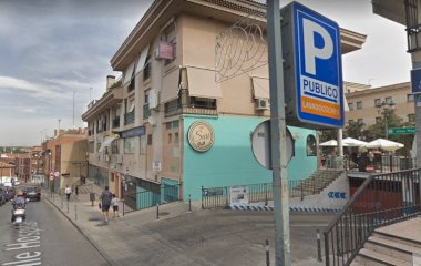 Book a parking spot in Plaza Mayor car park