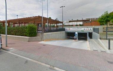 Continental Parking l'Escala Plaça Catalunya