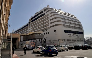 Book a parking spot in MSC Crociera Garage Ponte dei Mille car park