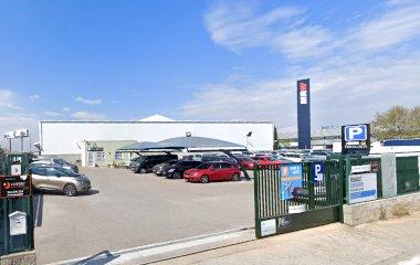 Book a parking spot in Park & Greet Barcelona T1 y T2 car park